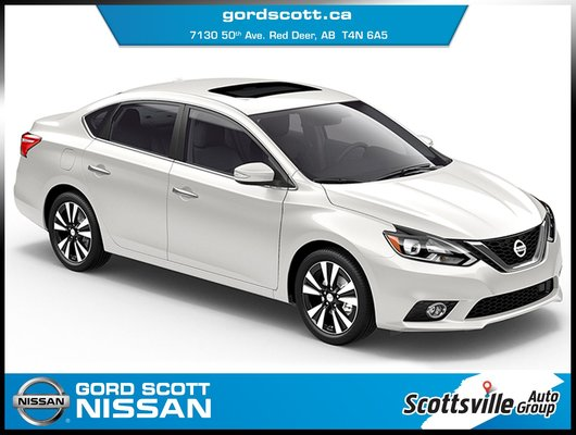 2018 Nissan Sentra 1.8 SV Tech Package