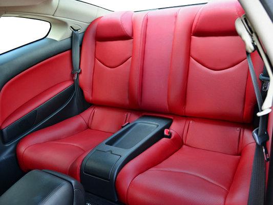 Infiniti <span>G Coupé IPL 2012 Coupé G IPL; boîte automatique, intérieur rouge</span>
