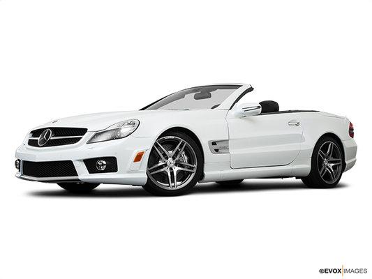 Mercedes-Benz <span>Classe SL SL 63 AMG ÉDITION AVANTGARDE 2012</span>