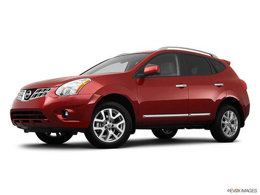 Nissan <span>Rogue SL TI 2012</span>