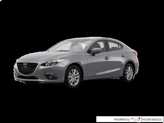 Mazda Mazda3 GS MANUELLE GROUPE COMMIDITÉ 2015
