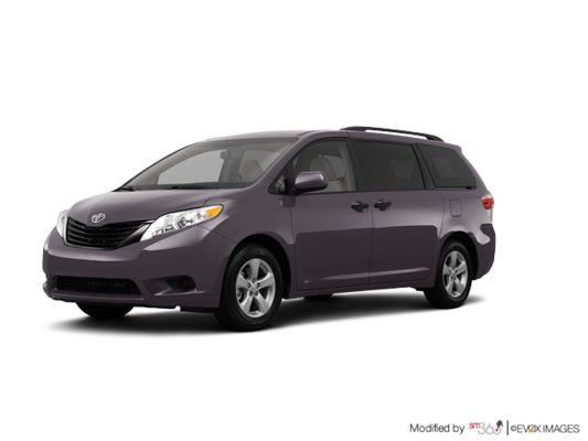 New 2015 Toyota Sienna Fwd 7 Pass For Sale In Pincourt Ile Perrot