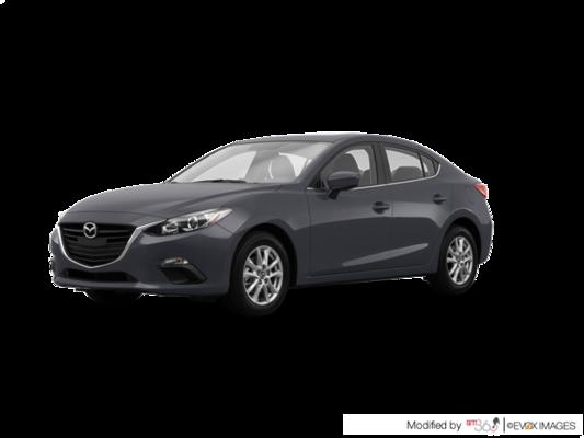 Mazda MAZDA3 GS GS 2016
