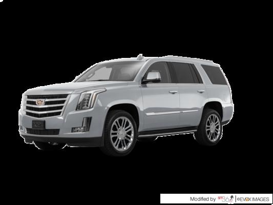 New 2017 Cadillac Escalade BASE At Brett Chevrolet