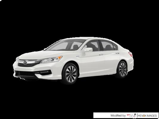 2017 Honda Accord Hybrid HYBRID