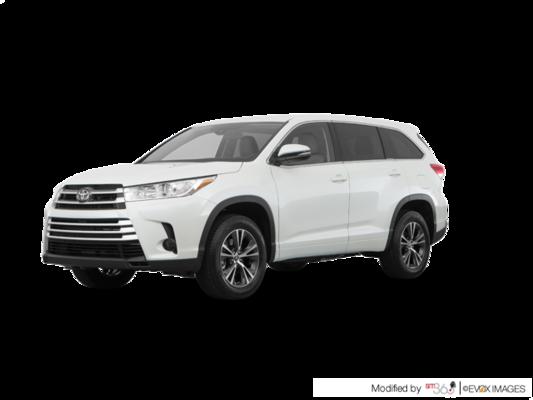 2017 Toyota HIGHLANDER LIMITED V6 AWD Limited
