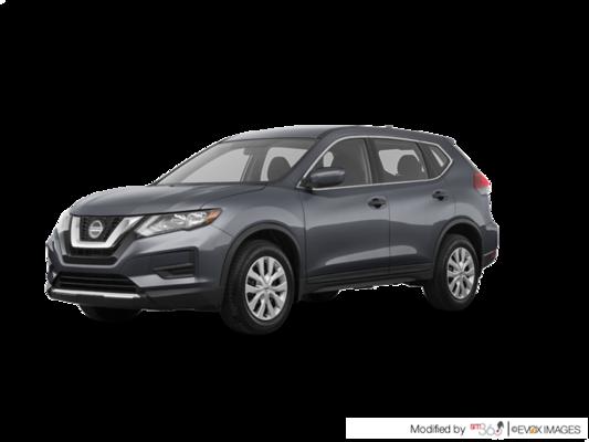 2018 Nissan Rogue FWD