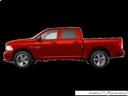 Ram 1500 EXPRESS 2018
