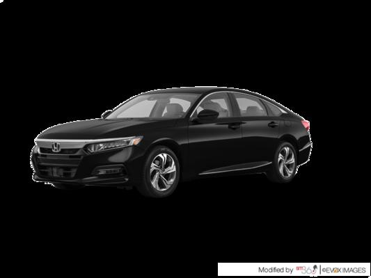 2019 Honda Accord Sedan EXL-HS CVT