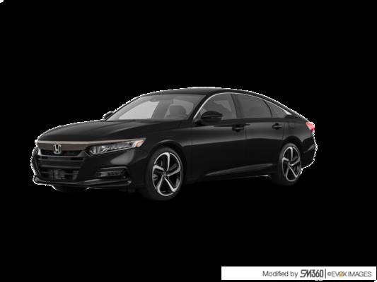 2019 Honda Accord Sedan SPORT-HS MT