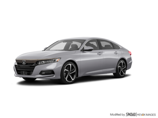 2019 Honda Accord Sedan SPORT-HS CVT