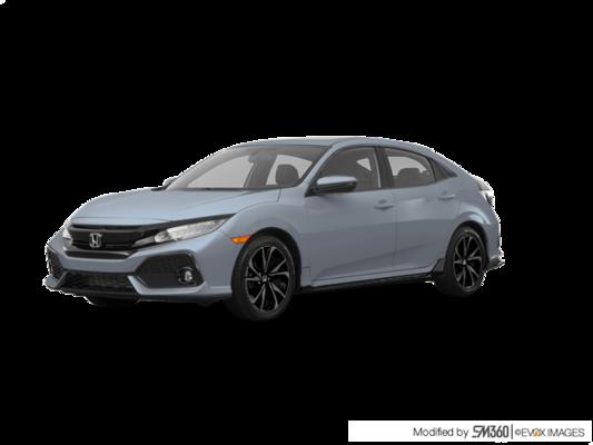 2019 Honda Civic Hatchback SPORT TOURING CVT