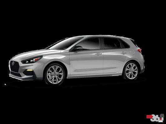 2019 Hyundai Elantra N LINE ULTIMATE