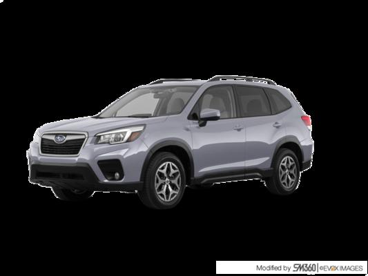 2019 Subaru FORESTER TOURISME AVEC EYESIGHT NOIR