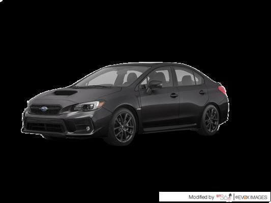 2019 Subaru WRX STI Sport-tech