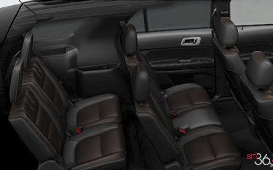2014 Ford Explorer Sport Interior Car Interior Design