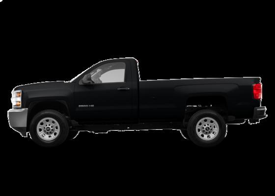 2015 Chevrolet Silverado 2500HD WT