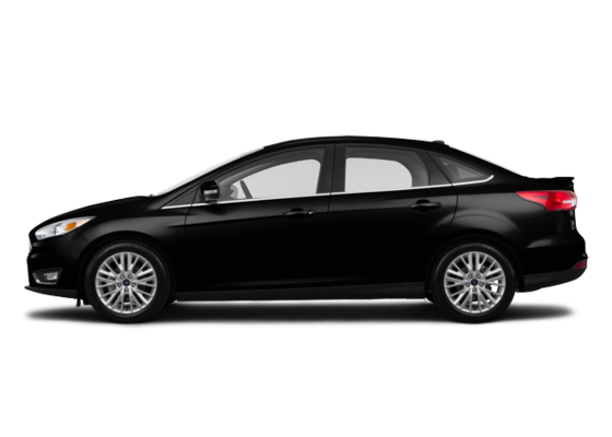 Ford Focus Berline TITANIUM 2015