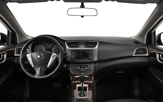 Nissan Sentra SL 2015