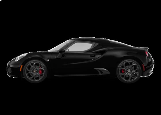 2016 Alfa Romeo 4C Coupe COUPE