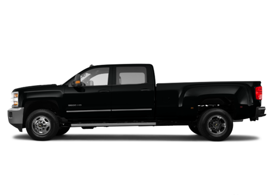 Chevrolet Silverado 3500HD LT 2016