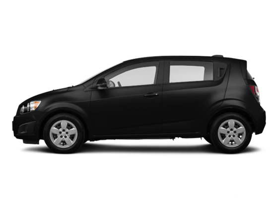 2016 Chevrolet Sonic Hatchback LS