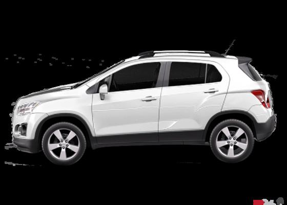 Chevrolet Trax LTZ 2016