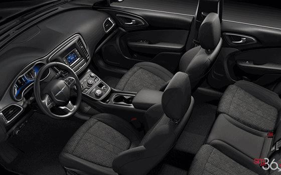 Chrysler 200 Limited 2016 Alliance Autogroupe 224 Montr 233 Al