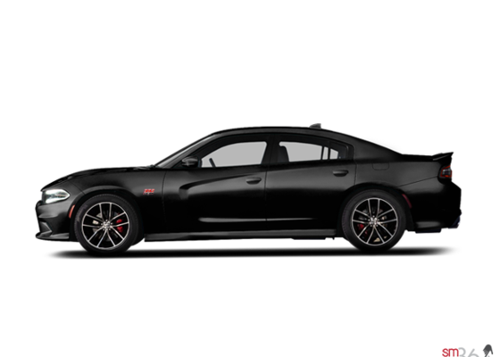 Dodge Charger R/T SCAT PACK 2016