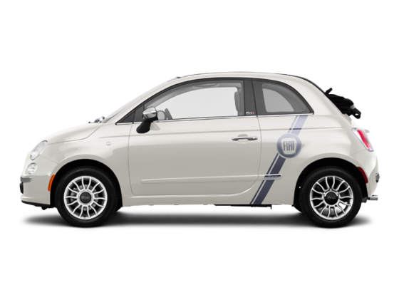 2016 Fiat 500c LOUNGE