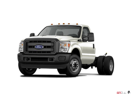 2016 Ford Chassis Cab F-350 XL