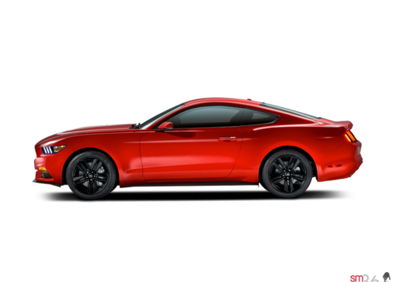 2016 Ford Mustang EcoBoost