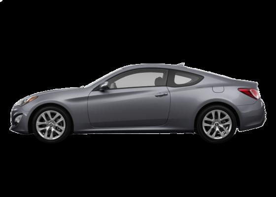2016 Hyundai Genesis Coupe 3.8 Premium