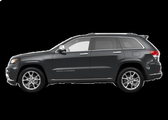 Jeep Grand Cherokee SUMMIT 2016