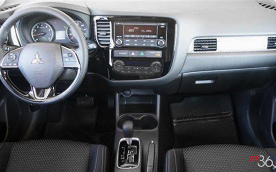 Mitsubishi Outlander SE AWC 2016