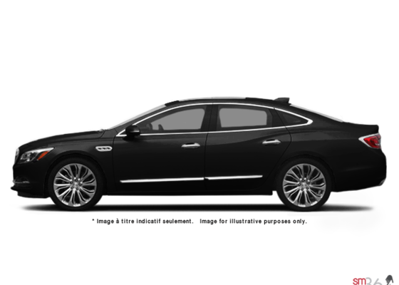 Buick LaCrosse BASE 2017