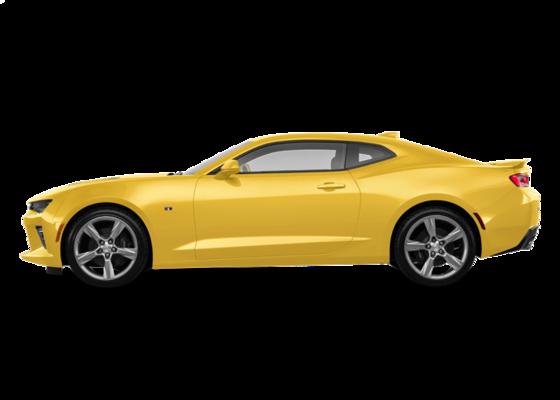 2017 Chevrolet Camaro coupe 1SS