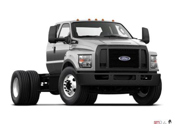 2017 Ford F-650 SD Gas Straight Frame