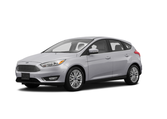 New 2017 Ford Focus Hatchback Titanium For Sale In St