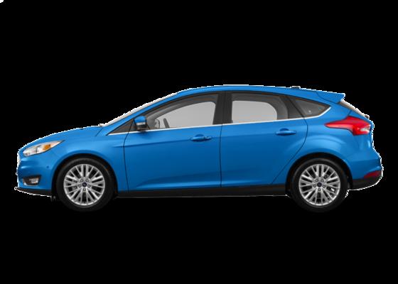 2017 Ford Focus Hatchback TITANIUM