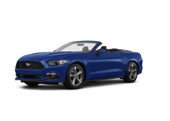 2017 Ford Mustang convertible V6 in Montreal (Near Brossard and ...