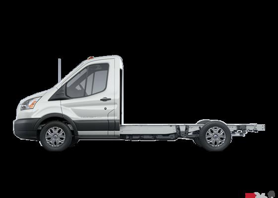 2017 Ford Transit CC-CA CUTAWAY