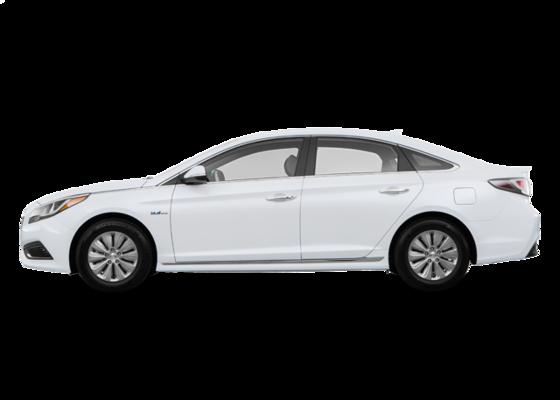 2017 Hyundai Sonata Hybrid BASE