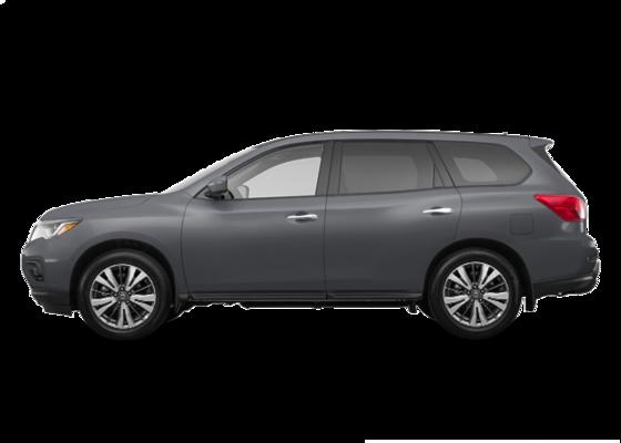 Nissan Pathfinder S 2017