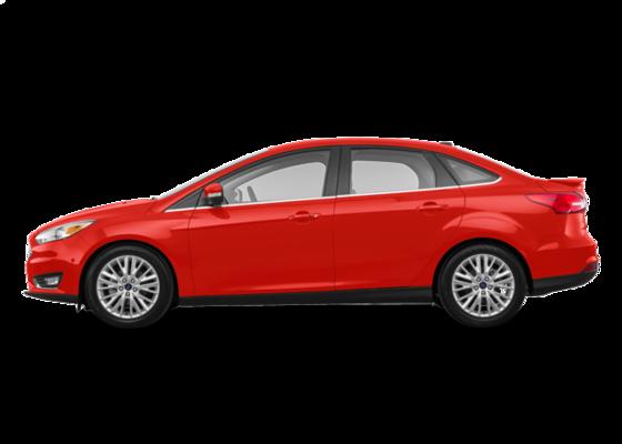 2018 Ford Focus Sedan TITANIUM