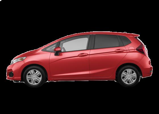 2018 Honda Fit LX-SENSING
