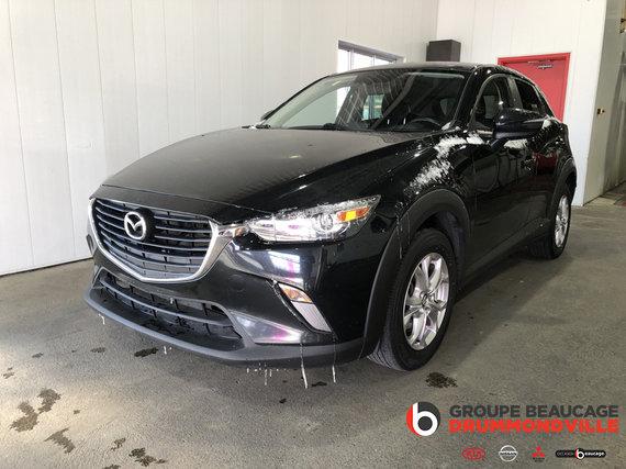 Mazda CX-3 2017 GS - AWD - GARANTIE - CAMERA - SUPER PROPRE!!