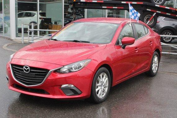Mazda Mazda3 2015 GS*AUTO*AC*BLUETOOTH*CRUISE*SIEGES CHAUFF