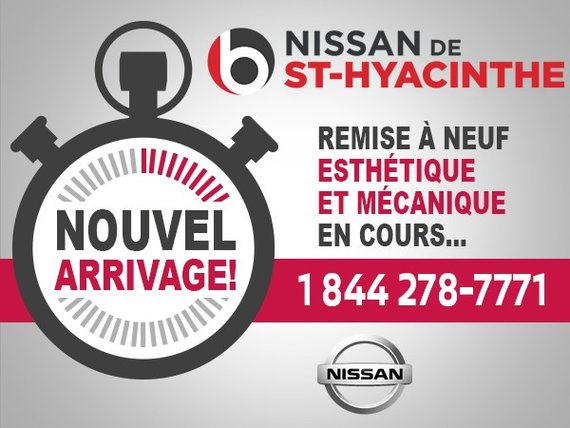 Nissan Versa Note 2014 SV AUTO CAMÉRA DE RECUL AIR CLIMATISÉ CERTIFIÉ