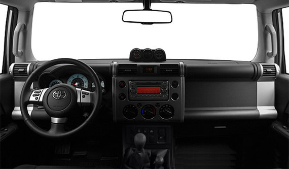 2014 Toyota Fj Cruiser For Sale In Montreal Spinelli Toyota